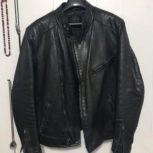 Harley Davidson Leather Motorcycle Jacket